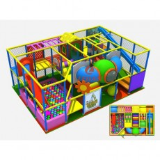 indoor soft play equipment indoor kids playground(T1505-11)