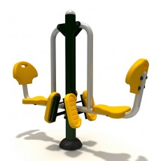 new stype low cost hot selling practical outdoor fitness equipment 12163E