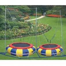 Good Quality ASTM Approved Bungee Trampoline (TB1201-8)