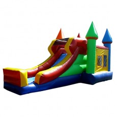 New Inflatable Bounce Playground House with Slide(C1292-5)