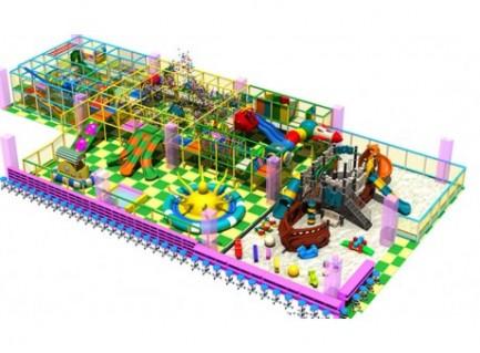 Indoor playground provider T1239-3